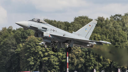 31+11 - Germany - Air Force Eurofighter Typhoon S