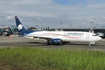 N958AM - Aeromexico Boeing 737-800