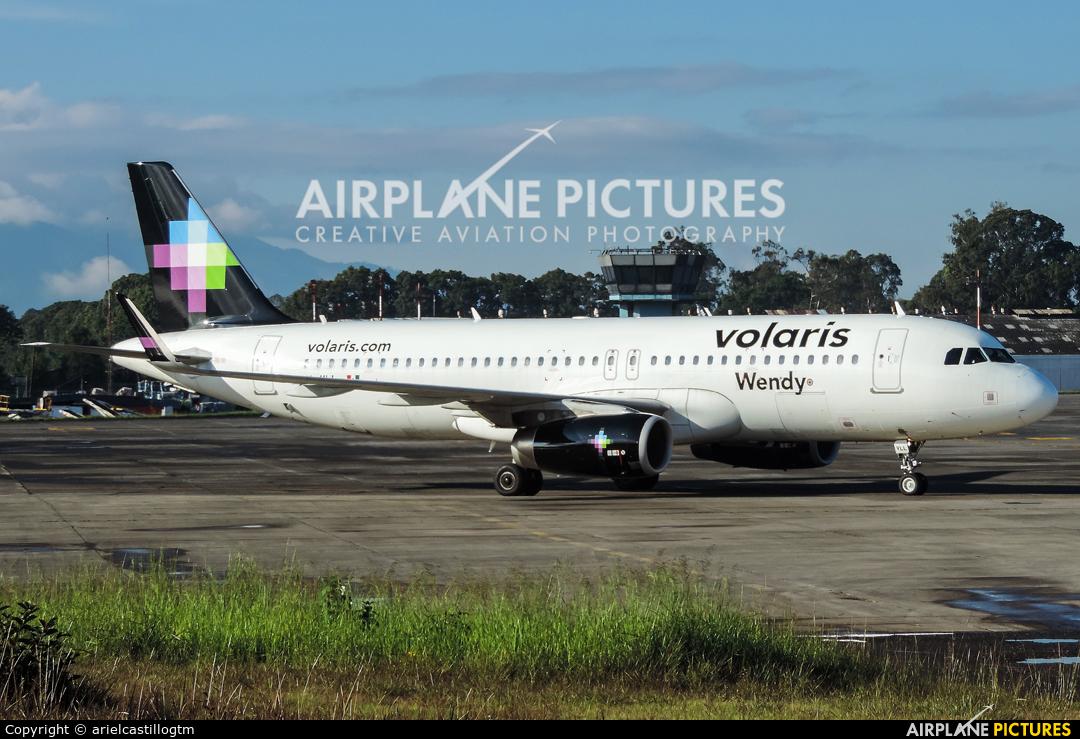 Volaris XA-VLL aircraft at Guatemala - La Aurora