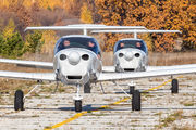 - - Ulyanovsk Higher Civil Aviation School Diamond DA 40 NG Diamond Star  aircraft