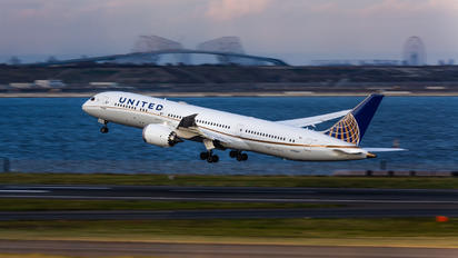 N26967 - United Airlines Boeing 787-9 Dreamliner