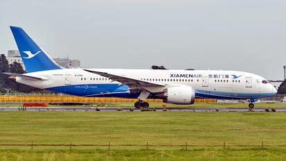 B-2763 - Xiamen Airlines Boeing 787-8 Dreamliner