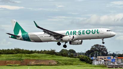 HL7212 - Air SEOUL Airbus A321