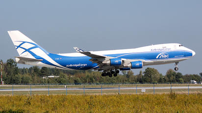 VP-BIK - Air Bridge Cargo Boeing 747-400