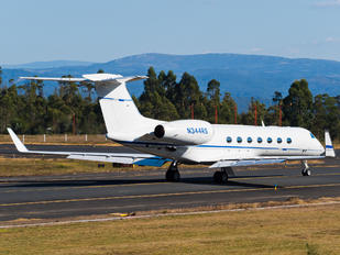 N344RS - Private Gulfstream Aerospace G-V, G-V-SP, G500, G550
