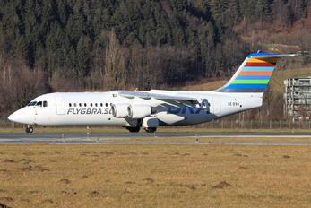 SE-DSV - BRA (Sweden) British Aerospace BAe 146-300/Avro RJ100