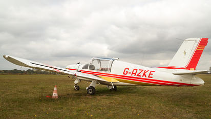 G-AZKE - Private Morane Saulnier MS.880B Rallye Club