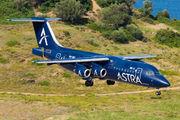 SX-DIZ - Astra Airlines British Aerospace BAe 146-300/Avro RJ100 aircraft