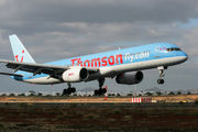 G-BYAH - Thomson/Thomsonfly Boeing 757-200 aircraft