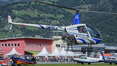 OE-XLV - Luftsportverband Salzburg Robinson R-22 Beta II