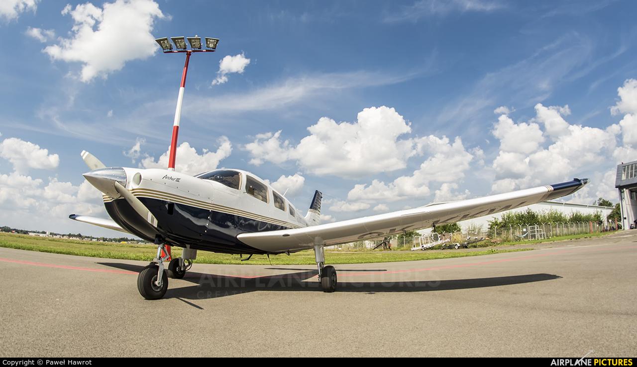 Private OK-KKW aircraft at Krosno