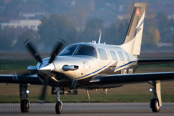 HB-PTW - Private Piper PA-46-M600