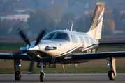 HB-PTW - Private Piper PA-46-M600 aircraft