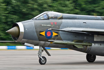 XS904 - Royal Air Force English Electric Lightning F.6