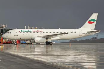 LZ-LAC - Bulgarian Air Charter Airbus A320