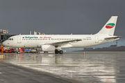 LZ-LAC - Bulgarian Air Charter Airbus A320 aircraft