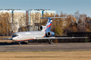 RA-85765 - Ulyanovsk Institute of Civil Aviation Tupolev Tu-154M