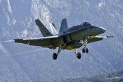 J-5021 - Switzerland - Air Force McDonnell Douglas F-18C Hornet aircraft