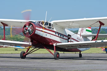HA-ANG - Private Antonov An-2