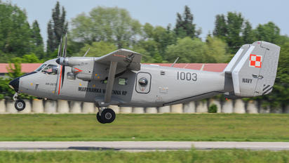 1003 - Poland - Air Force PZL An-28