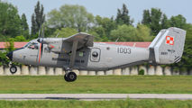1003 - Poland - Air Force PZL An-28 aircraft