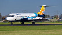 9A-BTE - Trade Air Fokker 100 aircraft