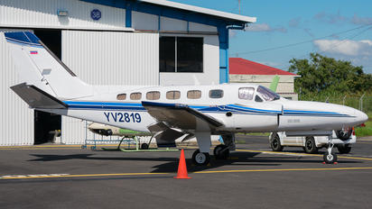 YV2819 - Private Cessna 441 Conquest