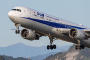 JA605A - ANA - All Nippon Airways Boeing 767-300ER aircraft