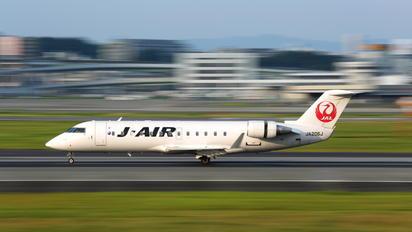 JA206J - J-Air Bombardier CRJ-200ER