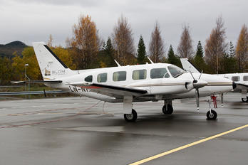 LN-NPZ - Blom Geomatics AS Piper PA-31 Navajo (all models)