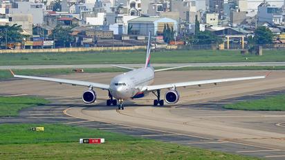 VQ-BNS - Aeroflot Airbus A330-300