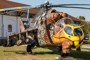 114 - Hungary - Air Force Mil Mi-24D