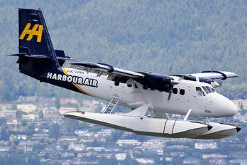 C-GQKN - Harbour Air de Havilland Canada DHC-6 Twin Otter