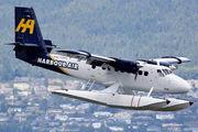 C-GQKN - West Coast Air de Havilland Canada DHC-6 Twin Otter aircraft