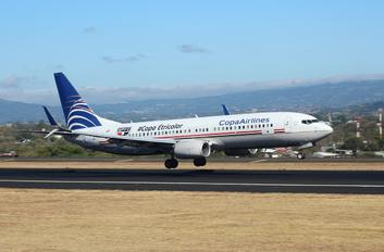 HP-1829CMP - Copa Airlines Boeing 737-800