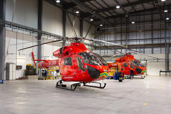 G-LNDN - London Helicopter Emergency Medical Services MD Helicopters MD-902 Explorer