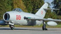 019 - Poland - Air Force PZL Lim-2 aircraft