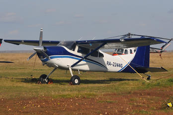 RA-2244G - Private Cessna 185 Skywagon