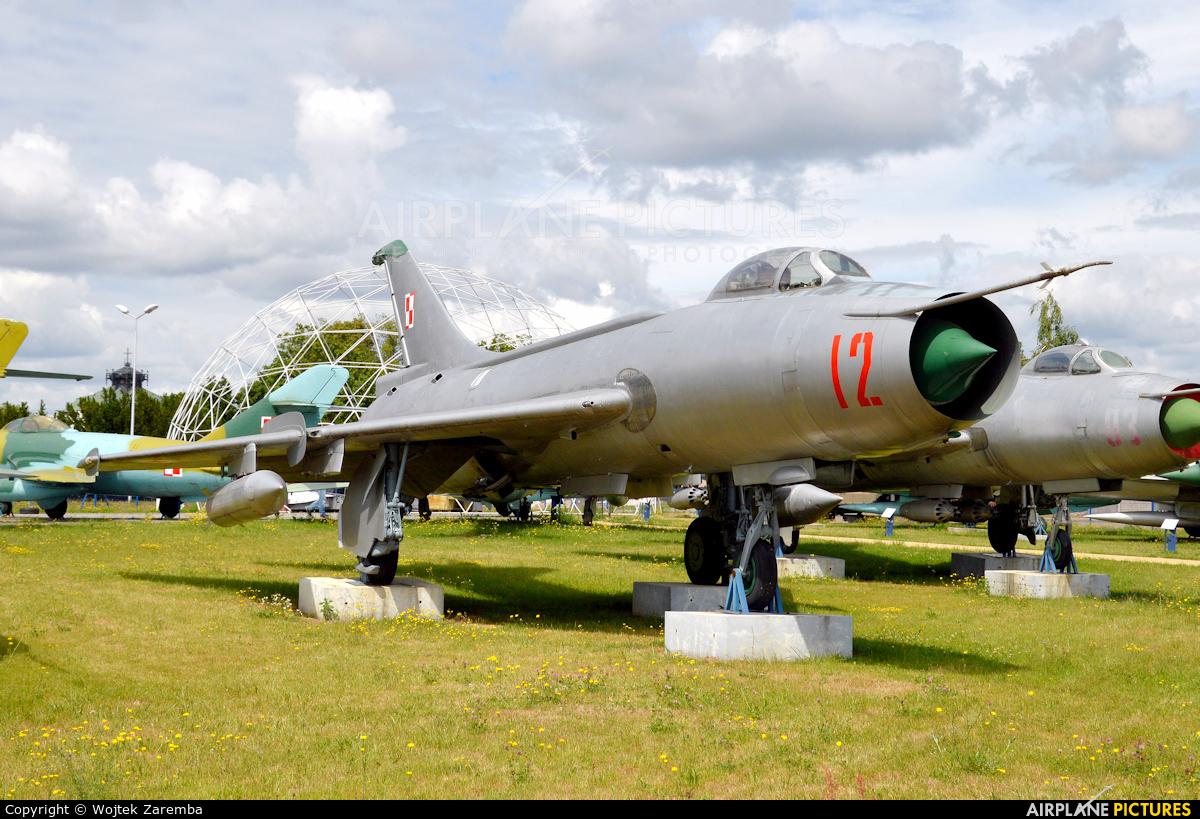 Poland - Air Force 12 aircraft at Dęblin - Museum of Polish Air Force