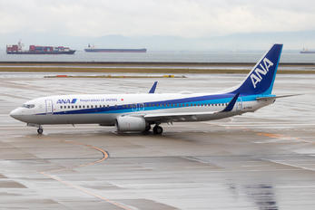 JA77AN - ANA - All Nippon Airways Boeing 737-800