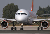 G-EZTD - easyJet Airbus A320 aircraft