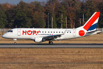 F-HBXJ - Air France - Hop! Embraer ERJ-170 (170-100)