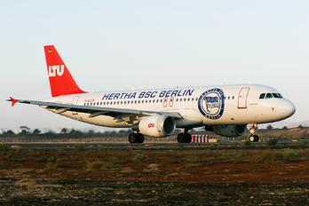 D-ALTD - LTU Airbus A320