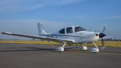 SP-SZP - Private Cirrus SR22