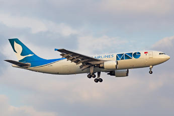 TC-MCE - MNG Airlines Airbus A300F