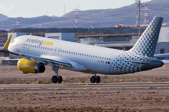 EC-MEQ - Vueling Airlines Airbus A320