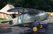 OK-QAB01 - Private Avia B-534 aircraft