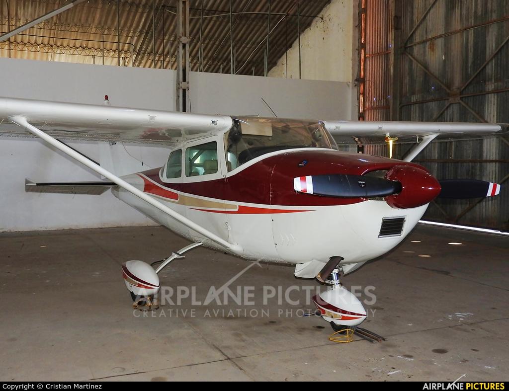 Private LV-IHD aircraft at Resistencia International