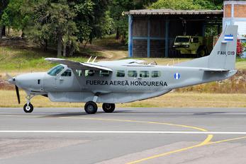 FAH-019 - Honduras - Air Force Cessna 208 Caravan