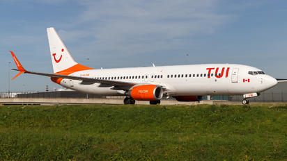 C-FSLW - TUI Airlines Netherlands Boeing 737-800